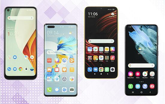 Test Smartphones