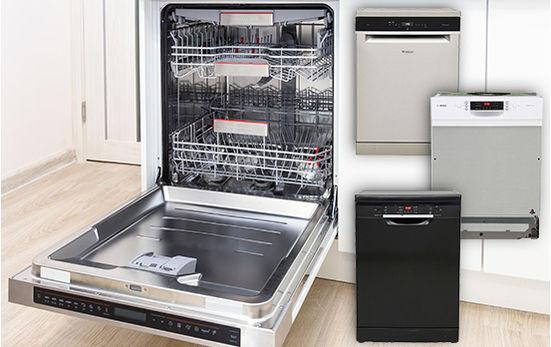 Test - Lave-vaisselle