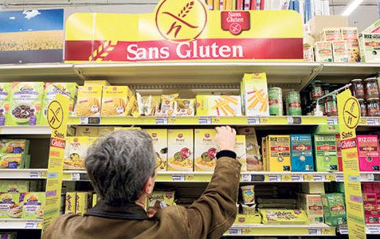 Régime sans gluten - Effet de mode ou nécessité ?