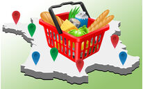 Comparateur supermarchés