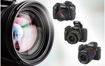 Test - Appareils photo numériques reflex et hybrides