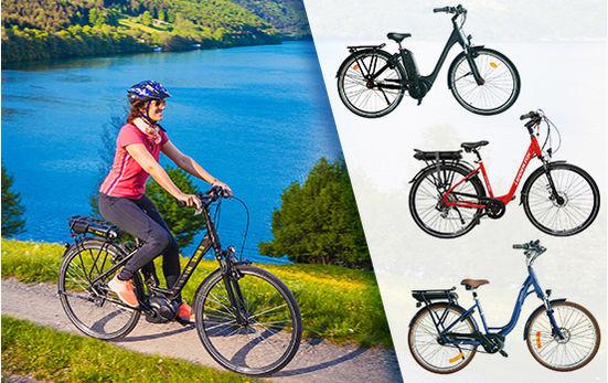 Test – Vélos électriques