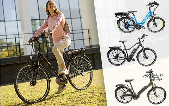Test vélos électriques – Plus de 40 modèles, vendus de 700 à 2 500 €