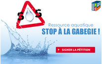 Ressource aquatique - Signer la pétition !