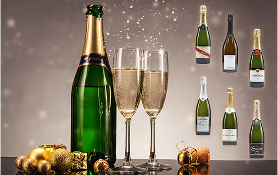 Test - Champagnes