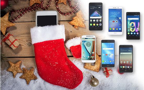 Test - Smartphones pas chers