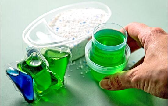 Test Lessives – Efficacité, composants toxiques, allergènes