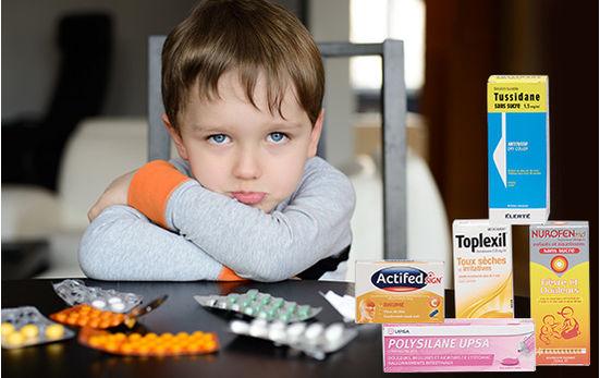 Médicaments pour enfants - Trop sont inutiles ou dangereux