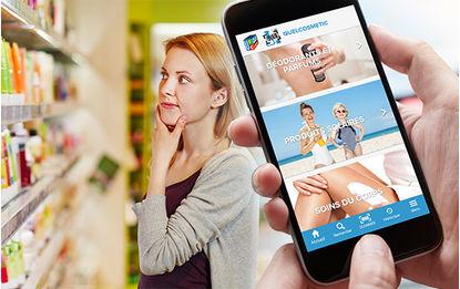 QuelCosmetic - Enfin une application pour choisir ses produits cosmétiques