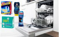 Test - Détergents lave-vaisselle
