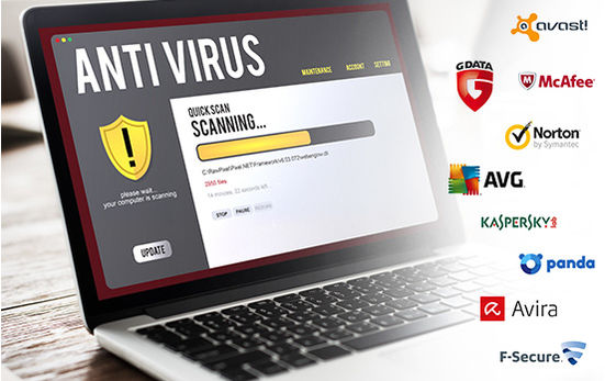 Test - Antivirus gratuits et payants