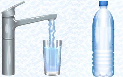Eau en bouteilles ou du robinet - Faut-il s'inquiéter des microplastiques?