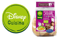 Quand Disney ose un logo nutritionnel