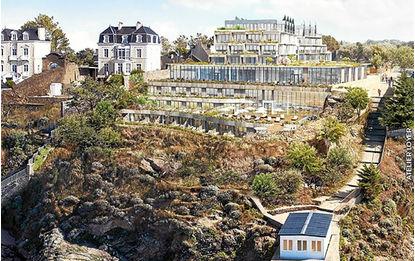 Bétonnage en vue à Saint-Malo – Notre enquête