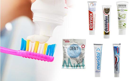 Test - Dentifrices