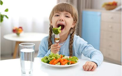 Alimentation des enfants - De nouvelles recommandations