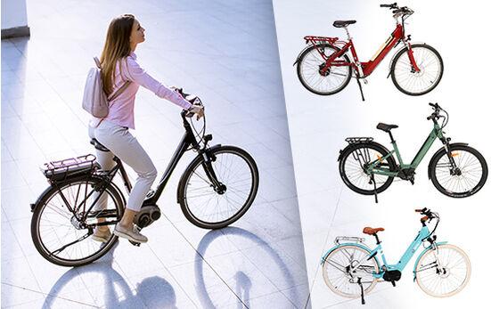 Test - Vélos électriques (vendus de 700 € à 2 800 €)