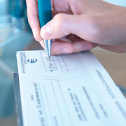 Frais de rejet de chèques annulés