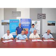 PartenariatUne nouvelle conventionavec la gendarmerie