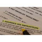 Assurance emprunteurLes « marges amont » imposent  la résiliation annuelle !