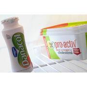 Avis de l'Anses sur les margarines et yaourts 'anti-cholestérol'