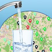 Carte interactive UFC-Que Choisir sur l'eau du robinet en FranceMieux préserver la ressource pour une cons'eau sans modération !