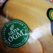 Disponibilité du « Nourri sans OGM » dans les grandes surfacesMention « Peut mieux faire ! »