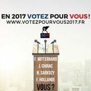 Election présidentielle 2017Votez pour vous!