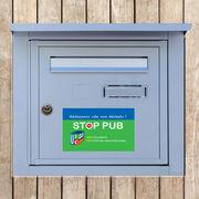 Enquête prospectus publicitairesFace au flot grandissant, le Stop Pub !