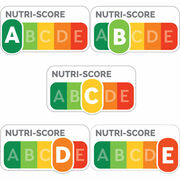Étiquetage nutritionnel simplifiéLe modèle officiel déjà adopté par 4 grandes marques alimentaires !