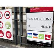 Facturation au quart d'heure des parkingsStop au dérapage des prix!