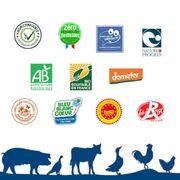 Labels alimentaires et signes de qualitéPromesses non tenues: une révision s'impose!