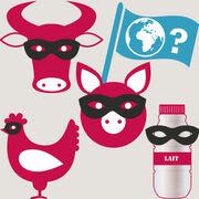 Origine de la viande et du lait dans les aliments transformésViandes de porc et de volaille, des origines encore trop secrètes !