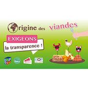 Origine des viandes : exigeons la transparencePétition pour un étiquetage obligatoire