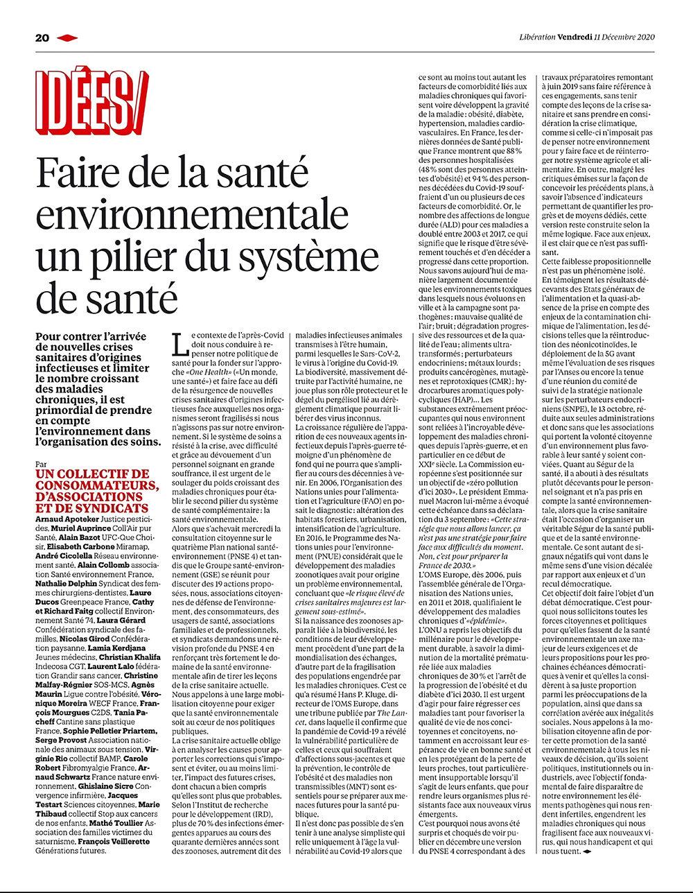 Tribune Liberation PN SE4