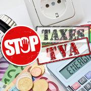 TVA sur les taxesStop à la double-peine fiscale !