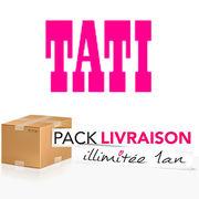 Achat en ligneTati.fr change les règles de la livraison