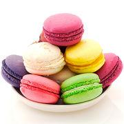 AlimentationLe macaron force la couleur
