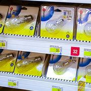 Ampoules halogènesEnfin interdites à la vente