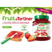 Andros « Fruit à tartiner »C'est comme la confiture…