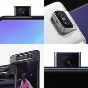 Appareil photo des smartphonesDes capteurs rotatifs, escamotables… et fragiles ?