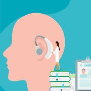 Appareils auditifs (infographie) - Vous et vos audioprothèses