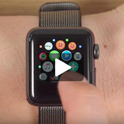 Apple Watch Series 2 (vidéo)Premières impressions