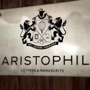 AristophilLes ventes de manuscrits saisis devraient bientôt commencer
