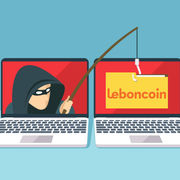 Arnaque sur Le Bon CoinDe faux acheteurs pratiquent le phishing