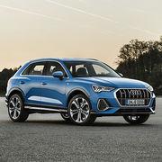 Audi Q3 (2019)Premières impressions