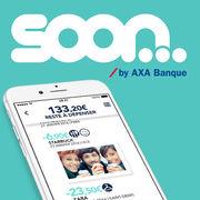 Banque en ligne SoonDécryptage de l'offre bancaire mobile d'Axa