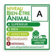Bien-être animal - L'étiquetage gagne du terrain