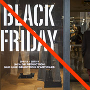 Black Friday Le mouvement de boycott prend de l'ampleur