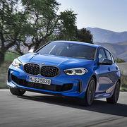BMW Série 1 (2019)Premières impressions